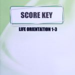 Life Orientation Key  1-3