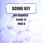 Life Science Gr12 KEY 6 (SA)