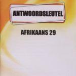 Afrikaans Key 1029 (12/18)