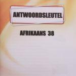 Afrikaans Key 1038 (10/18)
