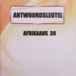 Afrikaans Key 1039 (10/18)