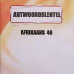 Afrikaans Key 1040 (10/18)