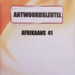 Afrikaans Key 1041 (12/18)