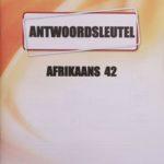 Afrikaans Key 1042 (12/18)
