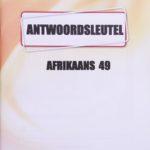 Afrikaans Key 1049 (11/18)