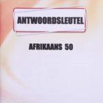Afrikaans Key 1050 (11/17)