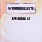 Afrikaans Key 1053 (12/18)