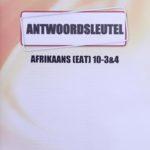 Afrikaans KEY Graad 10 (3&4)