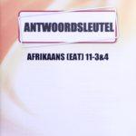 Afrikaans KEY Graad 11 (3&4)