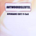 Afrikaans KEY Graad 11 (5&6)