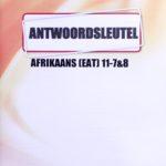 Afrikaans KEY Graad 11 (7&8)