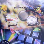 Afrikaans KEY SA 1124