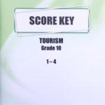 Tourism KEY Grade 10 1-4