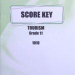 Tourism KEY Grade 11 1010