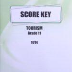 Tourism KEY Grade 11 1014