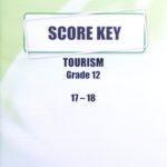 Tourism KEY Grade 12 17-18