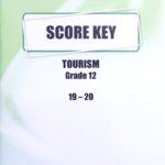 Tourism KEY Grade 12 19-20