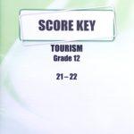 Tourism KEY Grade 12 21-22