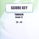 Tourism KEY Grade 12 23-24