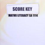 Math Literacy SA KEY 1114