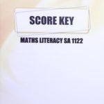 Math Literacy SA KEY 1122