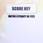 Math Literacy SA KEY 1123