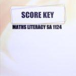 Math Literacy SA KEY 1124