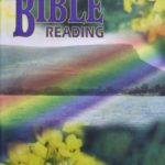 Bible Reading PACE 1023