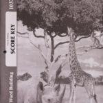 Word Building KEY 1037 - 1039 (4th ed)