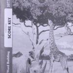 Word Building KEY 1073 - 1075 (4th ed)