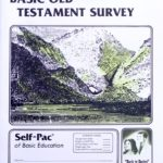 Biblical Studies - Old Testament PACE 109 (4th ed)