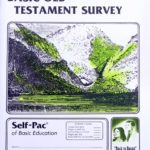 Biblical Studies - Old Testament PACE 111 (4th ed)