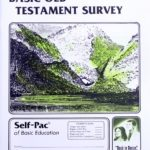 Biblical Studies - Old Testament PACE 112 (4th ed)