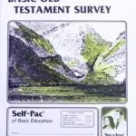 Biblical Studies - Old Testament PACE 115 (4th ed)