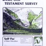 Biblical Studies - Old Testament PACE 117 (4th ed)