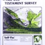 Biblical studies - Old Testament PACE 118 (4th Ed)