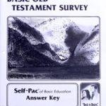 Biblical Studies-Old Testament KEY115-117 (4th ed)