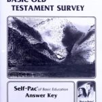 Biblical Studies- Old Testament KEY 118-120(4thEd)