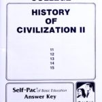College History of Civilization KEY 11-15