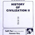 College History of Civilization KEY 16-20