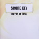 4th Ed. Math KEY 36 (S.A)  (11/18)