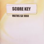 Maths SA KEY 1060 (03/14)