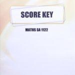 Maths SA KEY 1122 (02/14)