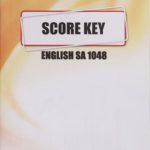 English SA KEY 1048 (06/15)