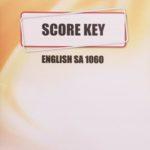 English SA KEY 1060 (07/15)
