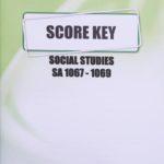 Social Studies KEY 67-69 (S.A)  (11/17)