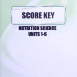 Nutrition Science SA KEY 1-6