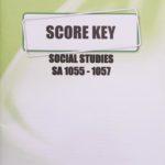 Social Studies KEY 55-57 (S.A)  (06/17)(02/18)