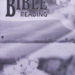 Bible Reading KEY 1034 - 1036